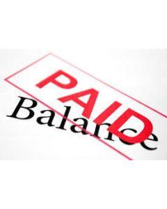 Balance Payment